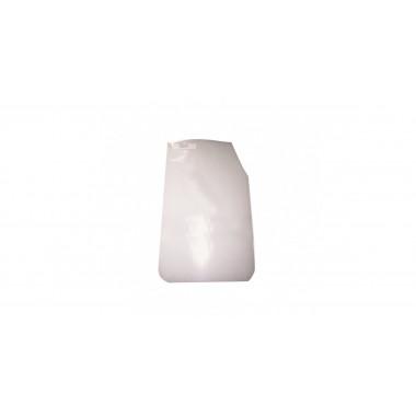 Bavettes de protection 50x30 cm Bratex - couleur blanche
