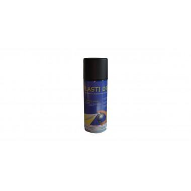 Aérosol plastique noir mat de protection