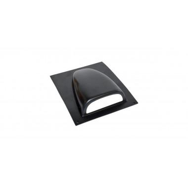 Prise d'air de toit universelle en ABS grand modèle