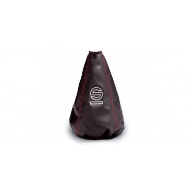 Soufflet levier de vitesse Sparco Basic en cuir
