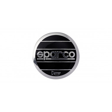 Sticker pour klaxon Sparco