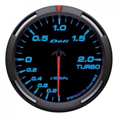 Manomètre de pression de turbo Défi Racer