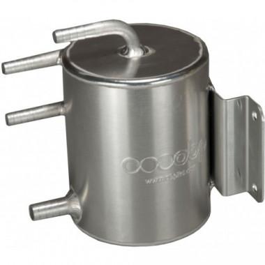 Réservoir tampon OBP universel diamètre 100 mm, 4 sorties 12 mm.