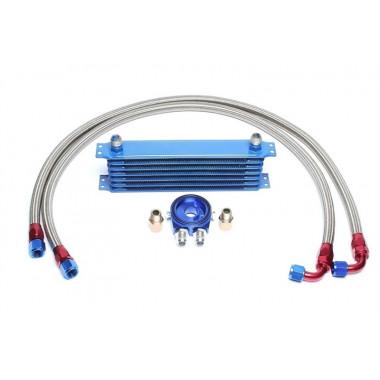 Kit radiateur d'huile Ta-Technix 6 rangées