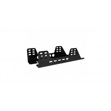 Fixations latérales basses en acier 485 mm (réglable)