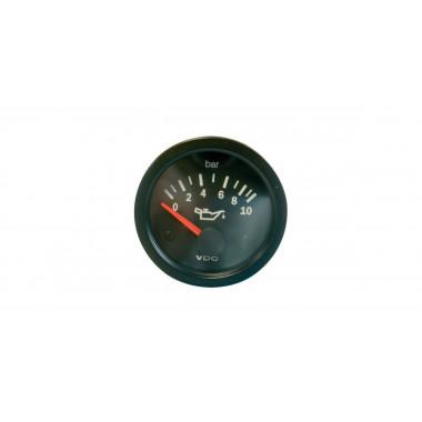 Manomètre Pression d'huile 0-10 bars VDO Vision