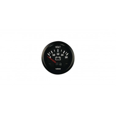 Manomètre voltmètre VDO Vision