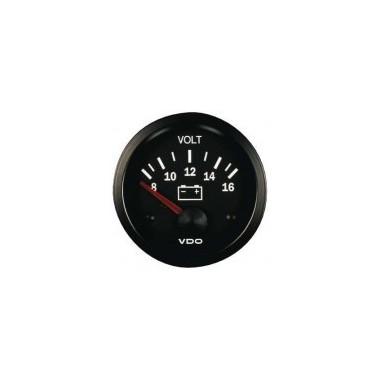 Manomètre VDO Voltmètre