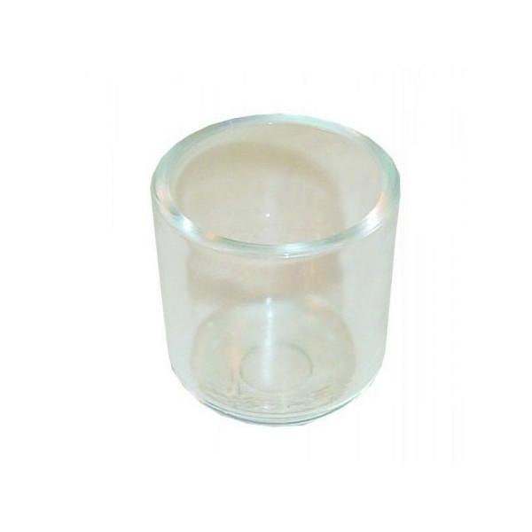 Bocal en verre de remplacement King pour régulateur de pression King 67 mm.