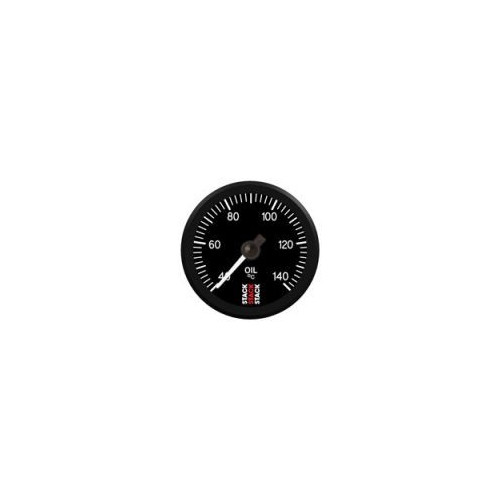 Manomètre Stack Pro électrique - Température d'huile 60 à 140°