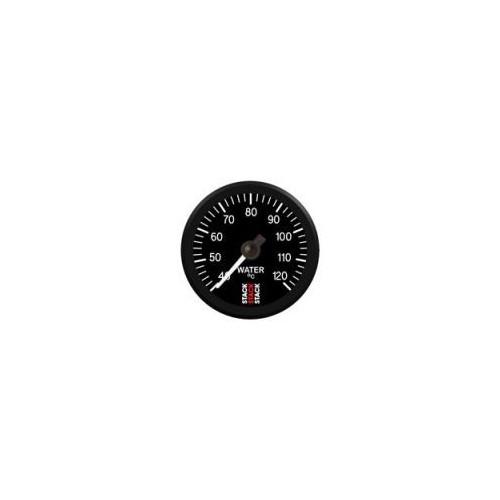 Manomètre Stack Pro électrique de température d'eau de 40 à 125°C