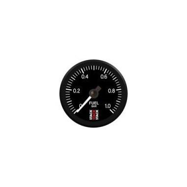 Manomètre électrique Stack professionnel de pression d'essence système avec carburateur