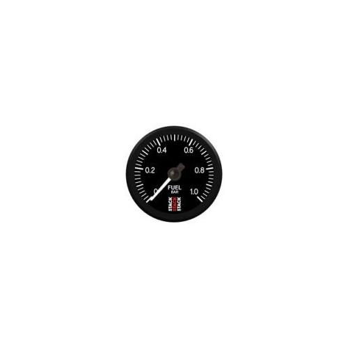 Manomètre électrique Stack professionnel de pression d'essence (carburateur)