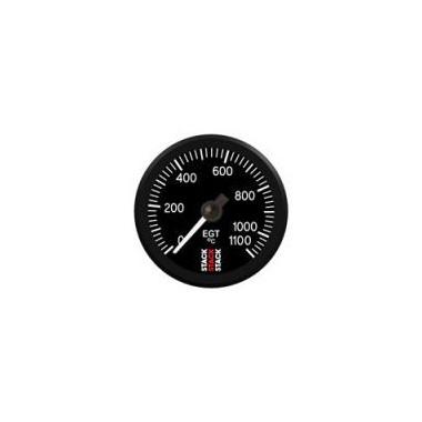 Manomètre électrique Stack professionnel de température d'échappement EGT. ST-3313 / ST-3363