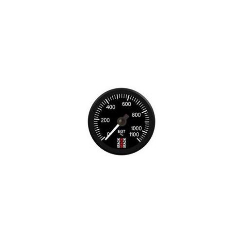 Manomètre électrique Stack professionnel de température d'échappement