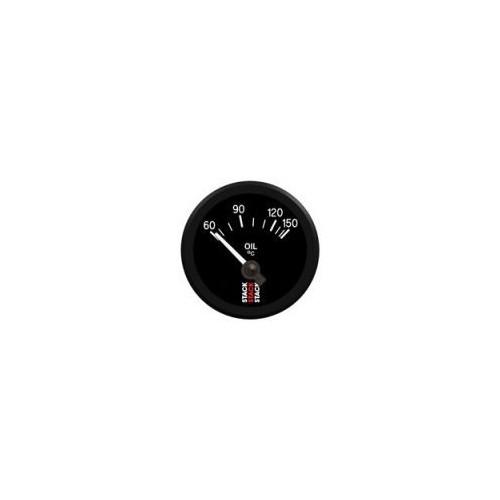 Manomètre Stack électrique - Température d'huile 60 à 150°