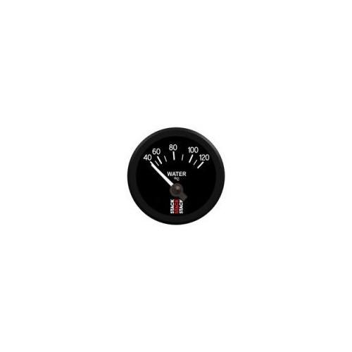 Manomètre Stack électrique de température d'eau de 40 à 120°C