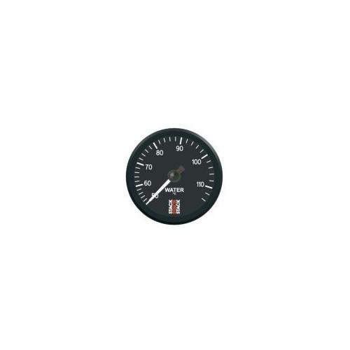 Manomètre Stack mécanique de température d'eau de 50 à 115°C