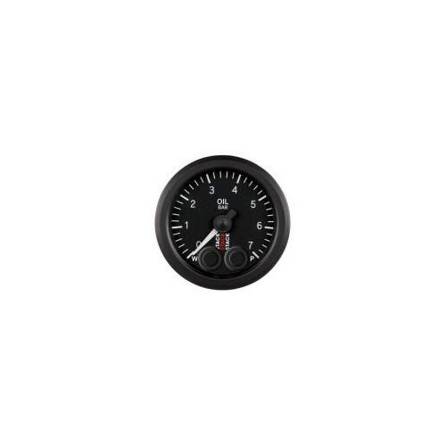 Manomètre Stack Pro-Control pour pression d'huile de 0 à 7 bars. ST-3501