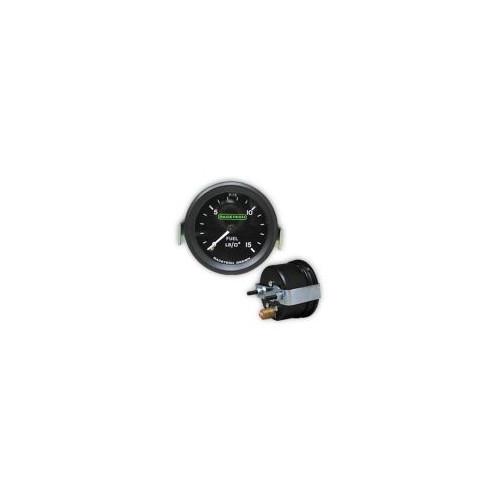 Manomètre Racetech pour pression d'essence 0-15 LB