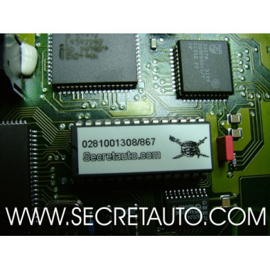 Eprom & puce pour Bmw E36 essence