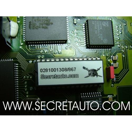 Eprom Puce 2L5 TDI 150 à 180cv