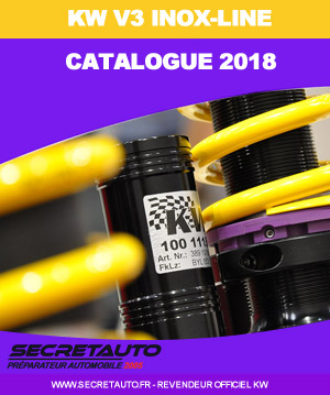 Catalogue combiné fileté KW V3 (réglage compression et détente) format pdf