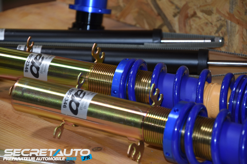 kit combiné ap suspension audi tt mk1