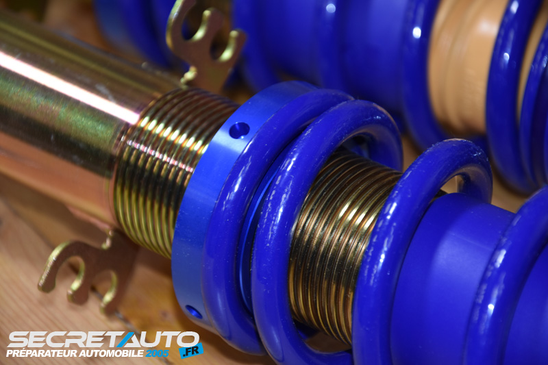 Suspension audi tt 8n mk1 1,8 turbo 180 chevaux