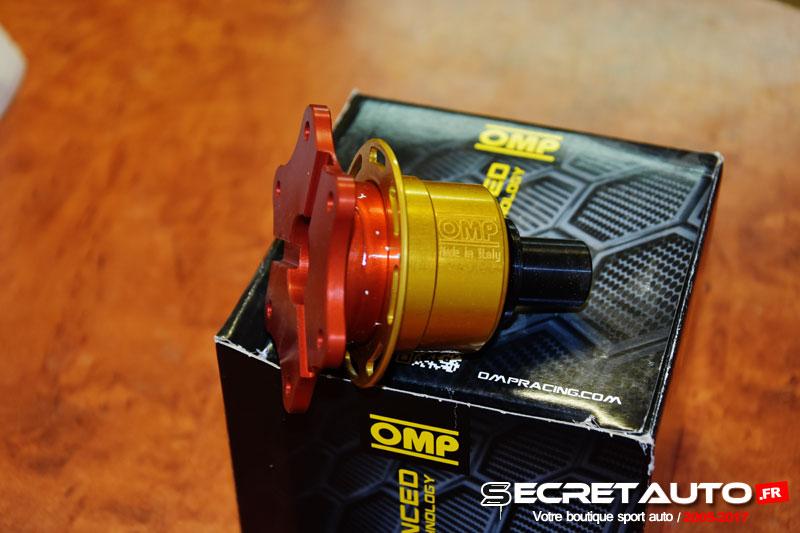 Moyeu de volant omp escamotable O-ODS-019