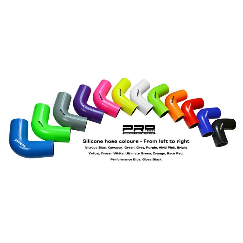 Durite silicone échangeur pro hoses