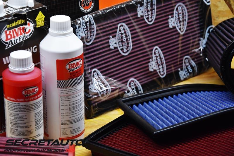 Comment laver son filtre à air coton