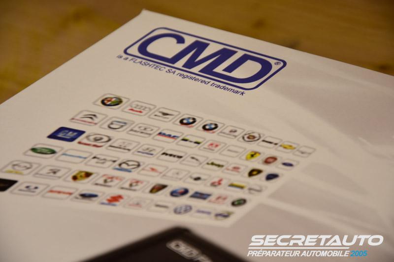 liste des véhicules pour interface CMD