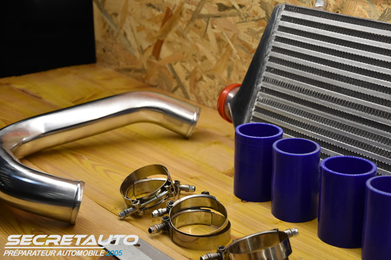 Intercooler audi s3 8l
