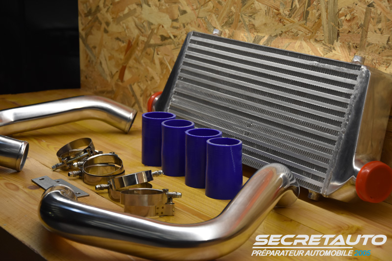 Intercooler Dbilas Dynamic Audi