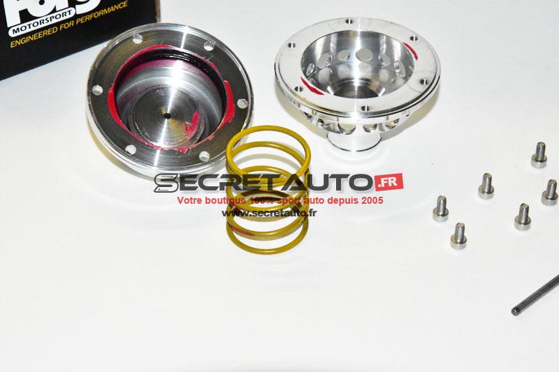 Démontage dump valve forge motorsport fmdv004