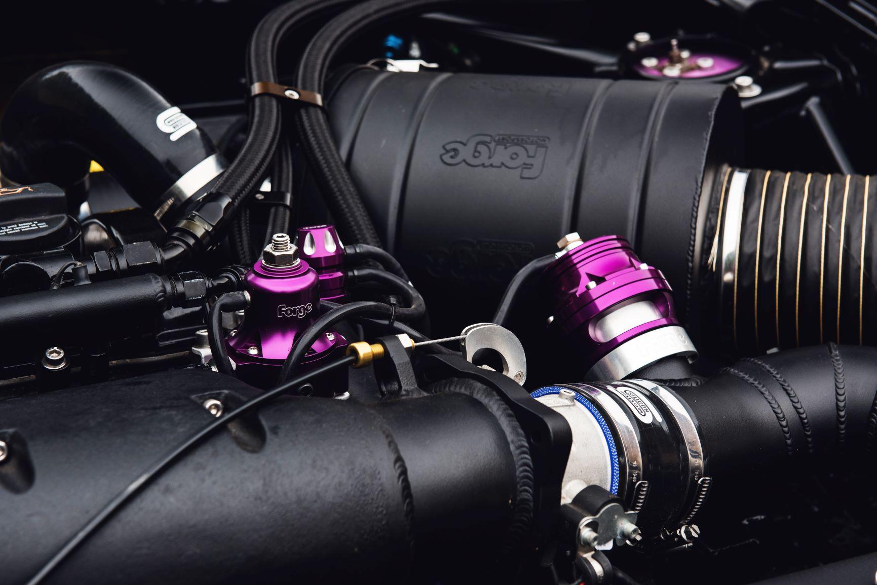 Régulateur de pression d'essence Forge Motorsport (fuel pressure regulatorà FMFPR1