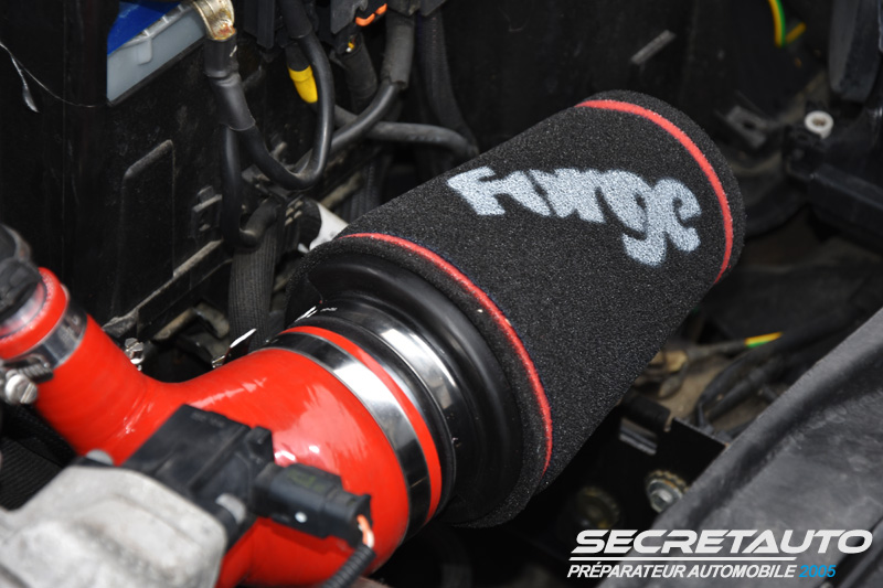 Montage kit admission Peugeot RCZ THP 156