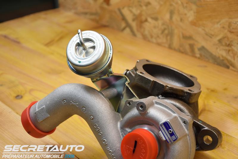 Turbo Garrett K04-001 avec wastegate