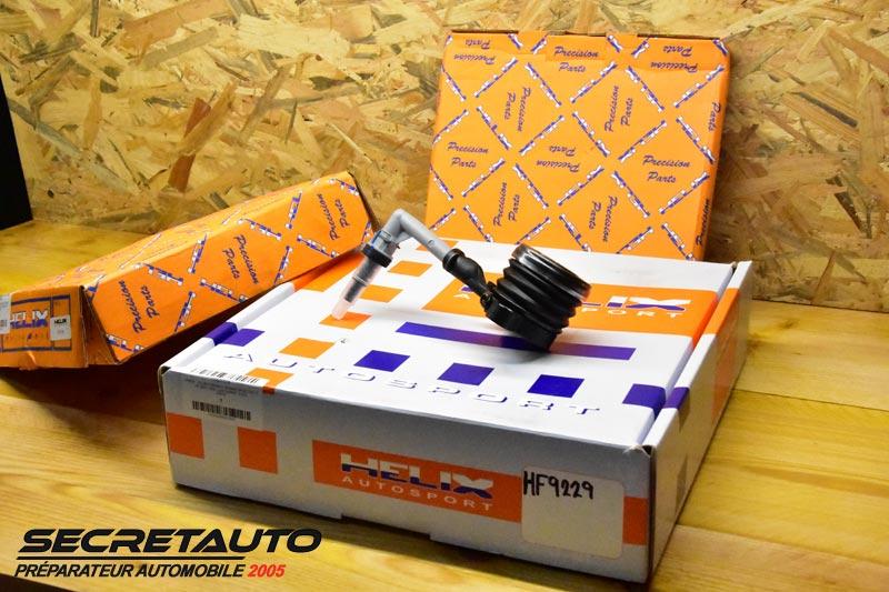 Butée d'embrayage Helix Megane 2 RS 225cv