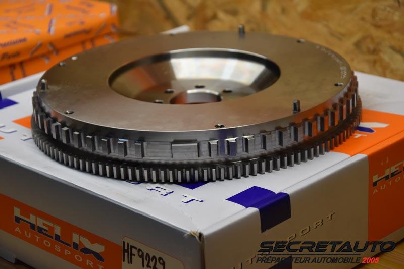 Volant moteur Helix HF9229 Megane 2 RS