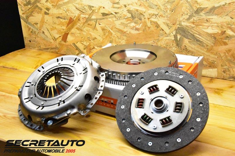 Kit embrayage complet Helix compétition Megane 2 RS