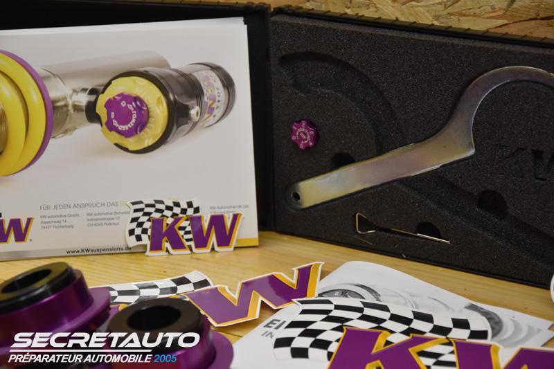 Tool kit kw v1 audi a8 d2