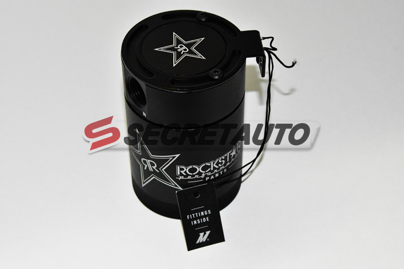 Oil catch can rockstar energy by mishimoto
