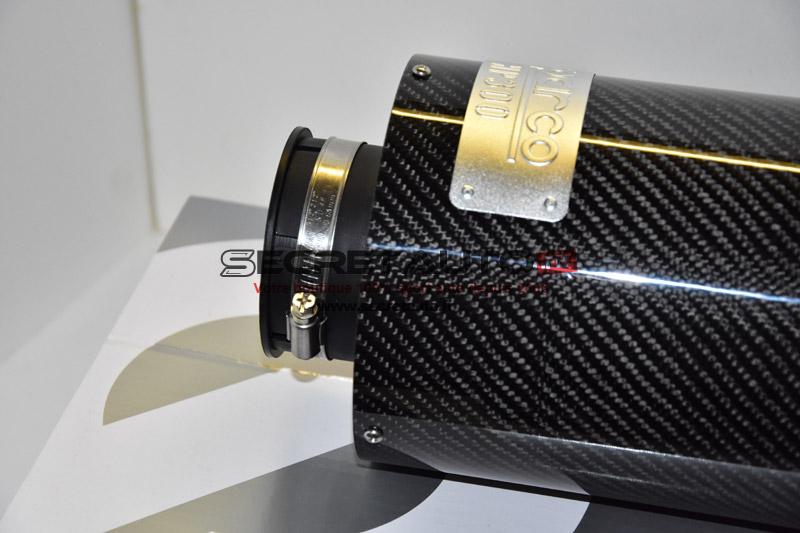 Boîte à air carbone Sparco