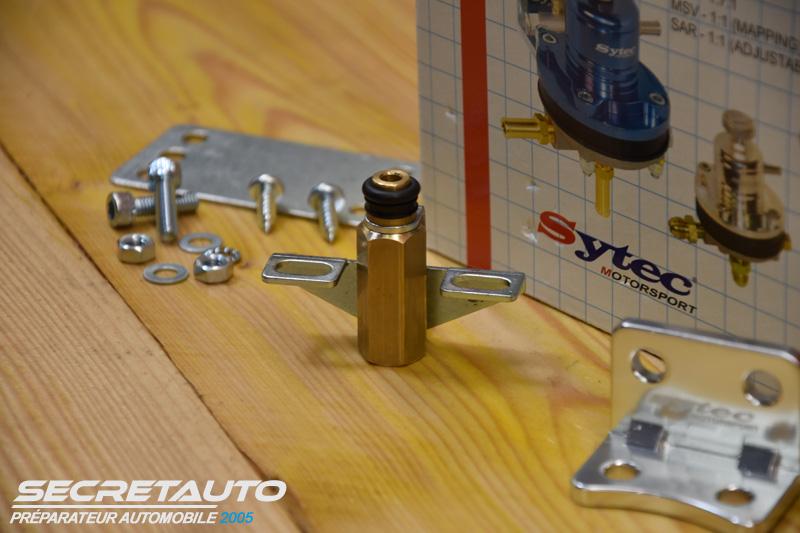 Adaptateur pour régulateur d'essence Sytec Golf 2 / Corrado