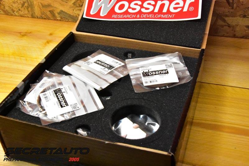 Unboxing wossner peugeot 106 tu3j4sp