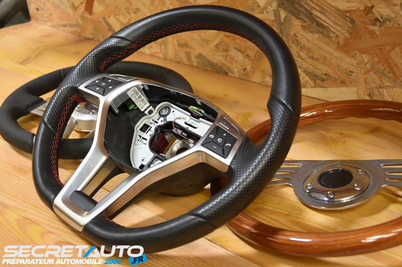 Volant Mercedes AMG