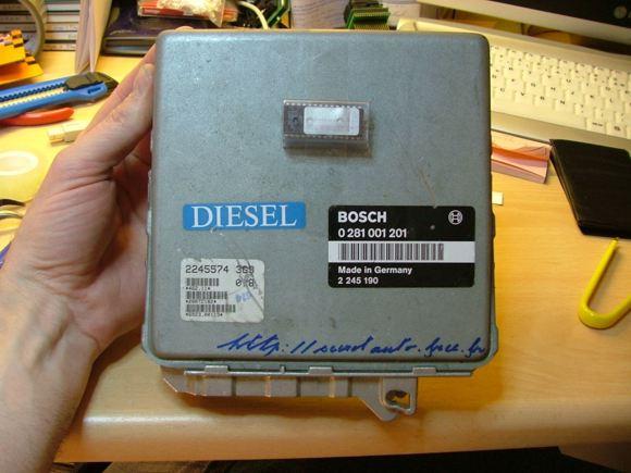 kit puce boitier bmw 2L5 TD TDS