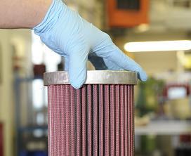 Test des filtres à air BMC